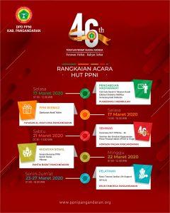 Read more about the article Rangkaian Kegiatan HUT PPNI Ke 46