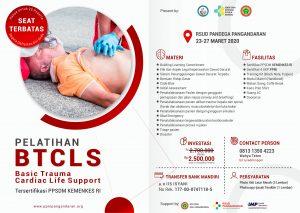 Read more about the article Pelatihan BTCLS (Basic Trauma Cardiac Life Support)